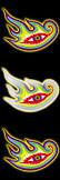 Alex Gray Eye Windows Orb by TheSP00K