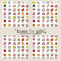Icons for Gifs by itstew