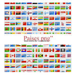 countries icons pngs.