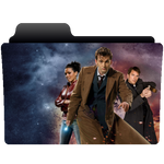 Folder icon Doctor Who series 3 (Tennant)