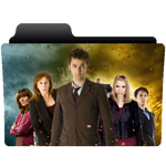 Folder icon Doctor Who series 4 (Tennant)