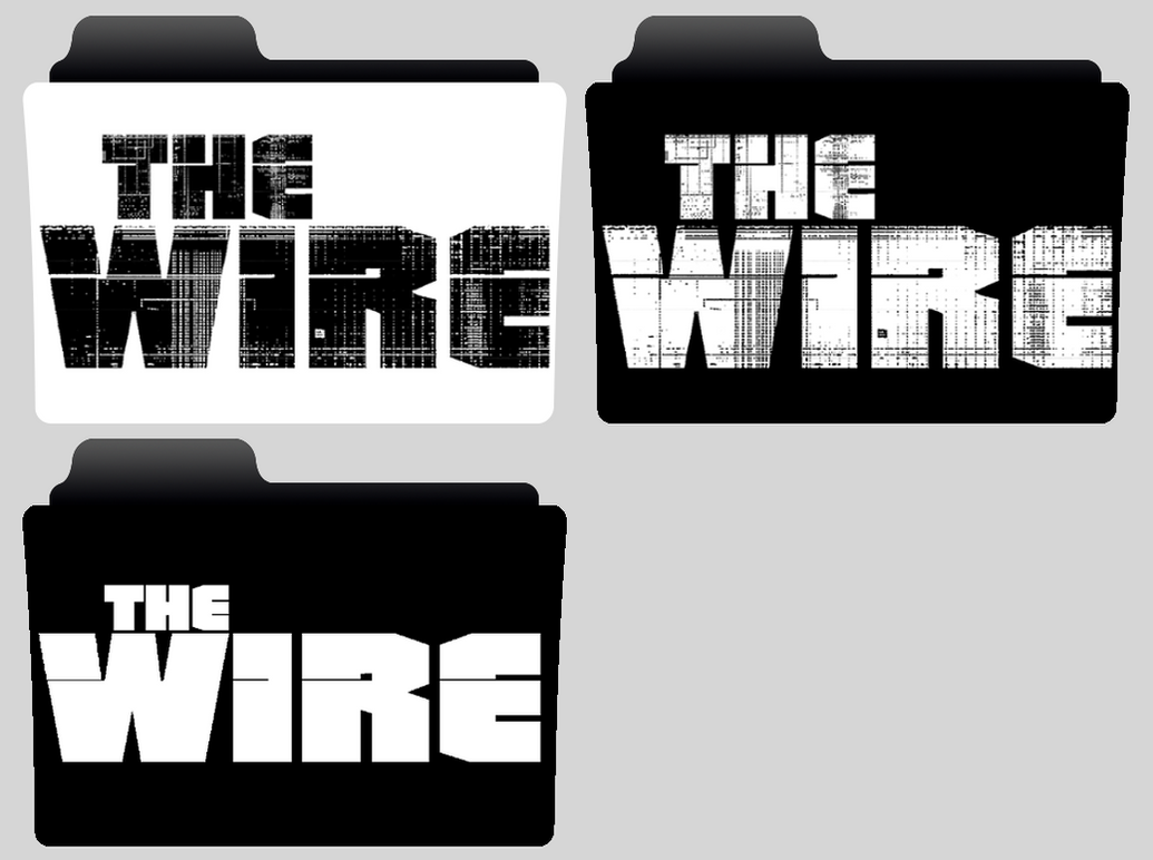 the wire folder icons by nonstopsarah on deviantart. Black Bedroom Furniture Sets. Home Design Ideas