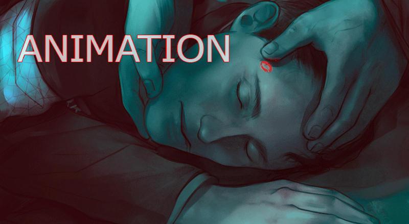 sleeping connor - animation