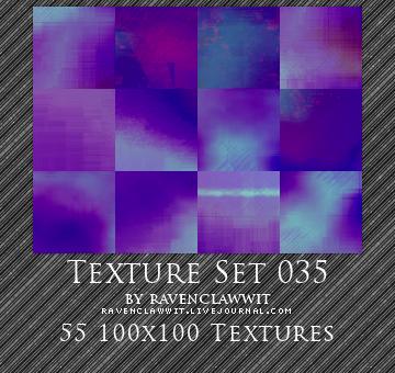 Texture Set 035 by RavenclawWit