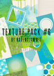 Set 6 Textures Fresh Cut Summer