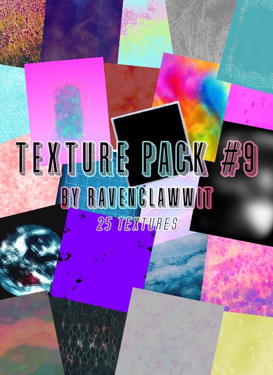Set 9 Textures Ravenclawwit by RavenclawWit