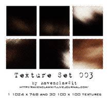 Texture Set 003 by RavenclawWit