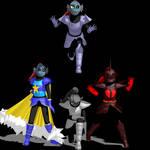 Undyne (Armor) 1.0