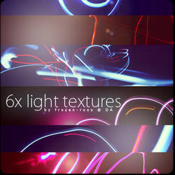 6x light textures by frozen-roos