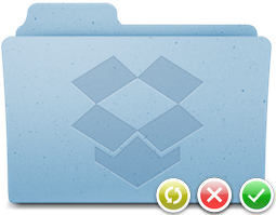 Dropbox Badges by adonis627