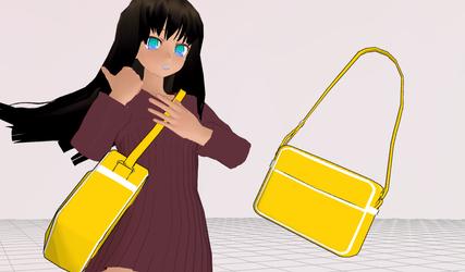 The Side-Bag by Y0K0NI