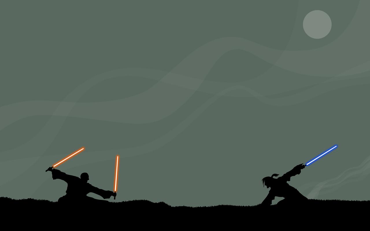 Jedi vs Sith WP-pack wide