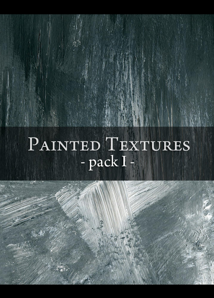 Resource pack - Painted Textures by Rhynn