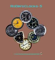 RoDin's clocks-5 by RobDebo
