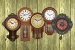 Pendulum clocks by RobDebo