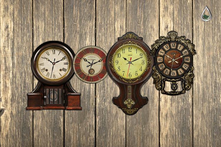 Pendulum clocks 02 by RobDebo