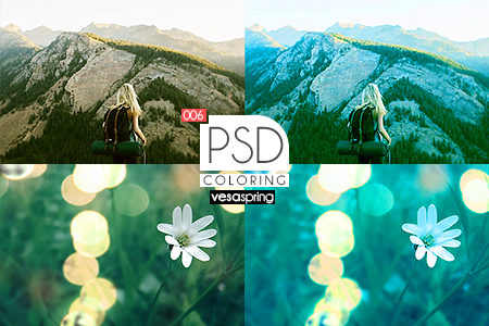 PSD Coloring 006 by vesaspring