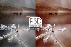 PSD Coloring 010 by vesaspring