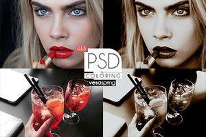 PSD Coloring 013