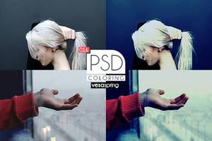 PSD Coloring 016 by vesaspring