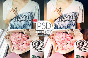 PSD Coloring 021