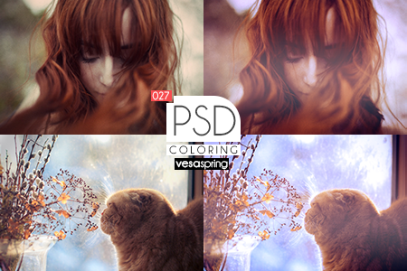 PSD Coloring 027 by vesaspring