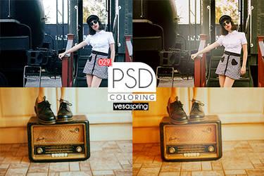 PSD Coloring 029 by vesaspring