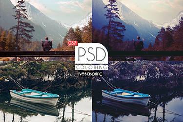 PSD Coloring 037 by vesaspring
