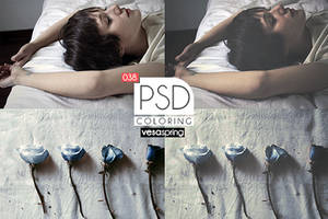 PSD Coloring 038 by vesaspring