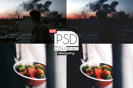 PSD Coloring 039 by vesaspring