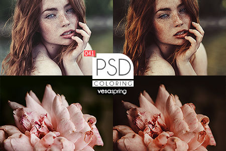 PSD Coloring 041