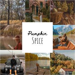 andPresets PumpkinSpice