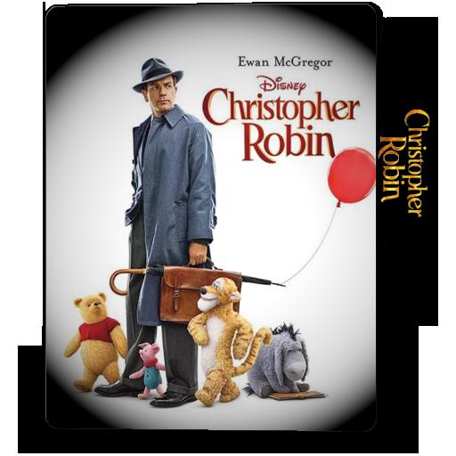 Christopher Robin 2018 Folder Icon By Masoodmsh On Deviantart