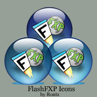 FlashFXP iconpack by rontz