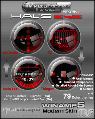 Hal's Eye v1.2 - Reuploaded by rontz