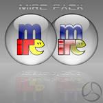Silver Aqua mIRC Icons