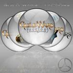 Silver Aqua Guild Wars Icon