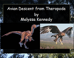 Literary Review: Evolution from Theropods to Birds by MelyssaThePunkRocker