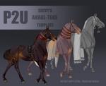 Akhal-Teke Template I P2U Base I