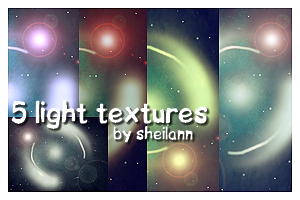 5 textures pack. by SheilAnn