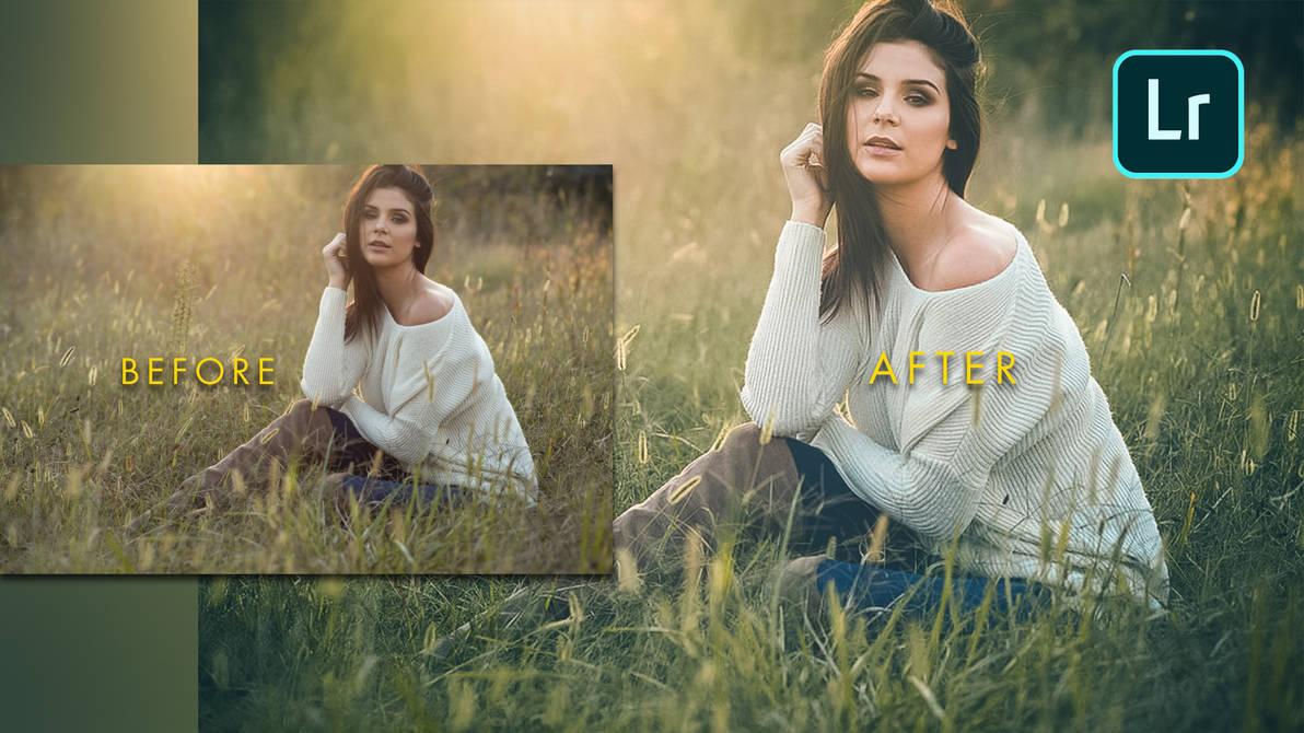 outdoor portrait free lightroom preset by AsmArif on DeviantArt