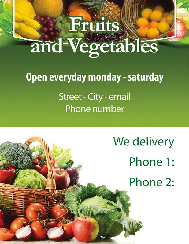 Vegetables Business Plan