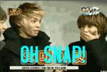 Oh Snap Jonghyun gif