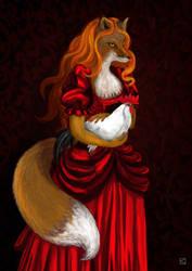 Lady Fox - gif