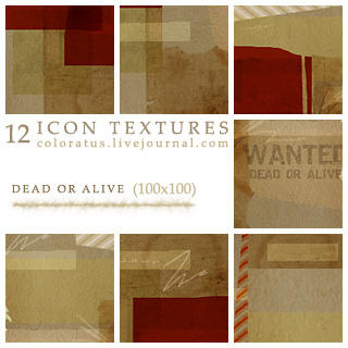 Icon Textures 2 by n0stalgic