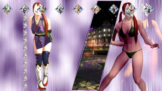 Kunimitsu Love PS3 Dynamic Theme
