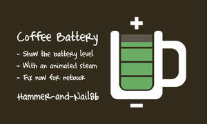 Coffee Battery NBookEd