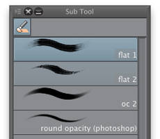 Brushes for MS5