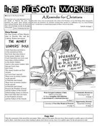 The Prescott Worker issue 2 by holyguyver