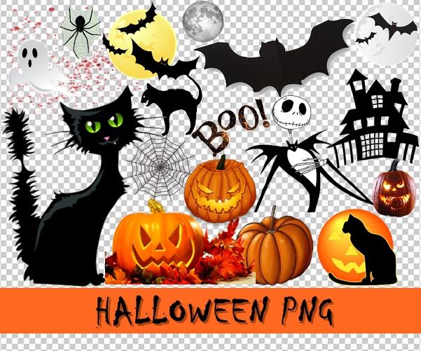 Halloween PNG by xCupiiCakex on DeviantArt